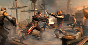 Assassin's Creed Rogue Free Game For PC