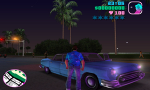 Grand Theft Auto Vice City Free Game For PC