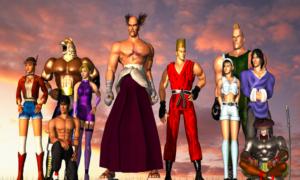 Tekken 2 Free Game For PC