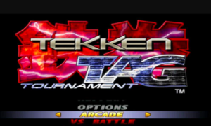 Tekken tag tournament Free Download PC Game