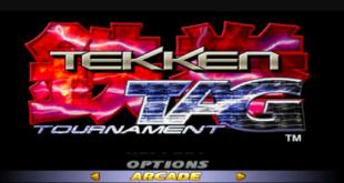 Tekken tag tournament Free Download Pc Game