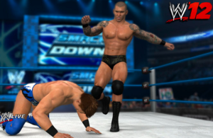 WWE 12 Free Game For PC