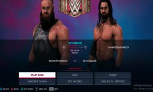 WWE 20 Download Free PC Game