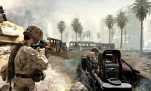 Call Of Duty 4 Modern Warfare Download Free PC Game