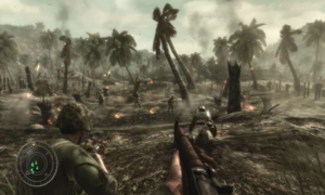 Call Of Duty World At War Free Game For PC