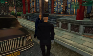 Hitman Codename 47 Download Free PC Game
