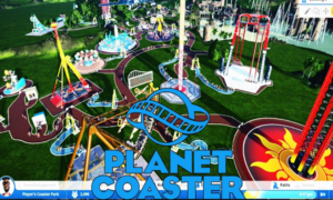 Planet Coaster Free Download PC Game