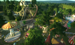 Planet Coaster Free Game For PC