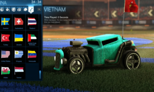 Rocket League Free Game For PC