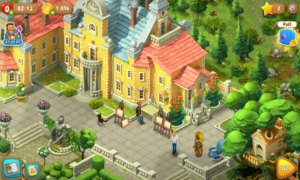 gardenscapes Free Game For PC