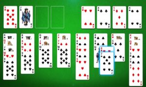 spider solitaire Download Free PC Game