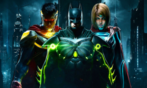 Injustice 2 Free Game For PC