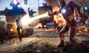 Marvels Avengers Download Free PC Game