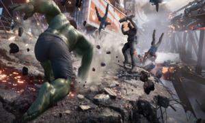 Marvels Avengers Free Game For PC