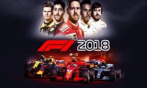 F1 2018 Free Download PC Game