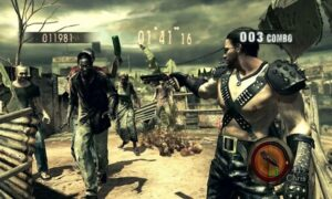 Resident Evil 5 Free Game For PC