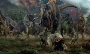Jurassic World Evolution Download Free PC Game