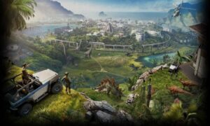 Jurassic World Evolution Free Game For PC