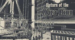 Return of the Obra Dinn Free Download PC Game