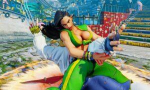 Street Fighter V Download Free PC Game