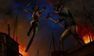 The Walking Dead Michonne Download Free PC Game