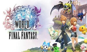 World of Final Fantasy Free Download PC Game