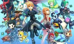 World of Final Fantasy Free Game For PC