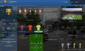 Football Manager 2018 Free Game For PC