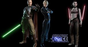 Star Wars The Force Unleashed Free Download PC Game
