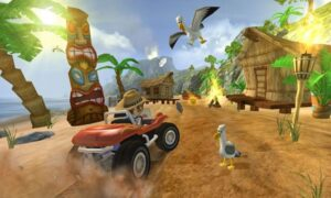 Beach Buggy Racing Download Free PC Game