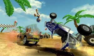 Beach Buggy Racing Free Game For PC