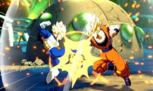 Dragon Ball FighterZ Download Free PC Game