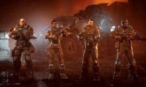 Gears Tactics Download Free PC Game