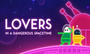 Lovers in a Dangerous Spacetime Free Download PC Game