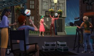 The Sims 4 Get Famous Download Free PC Game