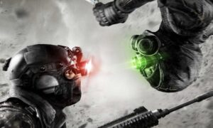 Tom Clancy's Splinter Cell Free Game For PC