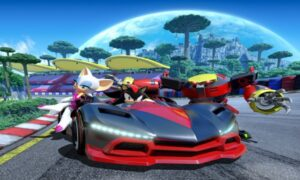 Team Sonic Racing Free Game For PC