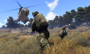 ARMA Tactics Download Free PC Game