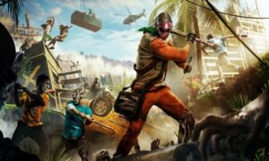 Dying Light The Following Free Game For PC
