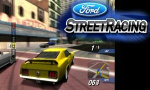 Ford Street Racing Free Download PC Game